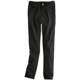 すごく伸びる綿混スキニーパンツ(股下76cm) (レディースパンツ),pants