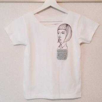 ポケット付きTシャツ11