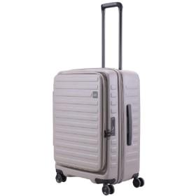 スーツケース CUBO(キューボ)-N Mサイズ CUBO-N-MGY グレー