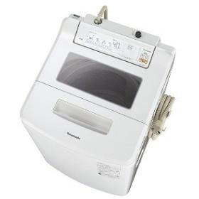 パナソニック 全自動洗濯機 「Jコンセプト」 [洗濯8.0kg] NA-JFA806-W クリスタルホワイト(標準設置無料)
