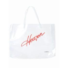 【50%OFF】 ジャーナルスタンダード HEAVEN PVC BAG:バッグ レディース ホワイト フリー 【JOURNAL STANDARD】 【セール開催中】