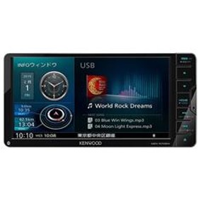 ハイレゾ対応/地上デジタルTVチューナー/Bluetooth内蔵/DVD/USB/SD AVナビ 7インチ200mmワイド彩速ナビ MDV-S706W