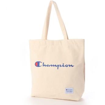 チャンピオン Champion トートバッグ (ホワイト)