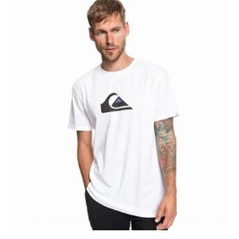 【クイックシルバー:トップス】【QUIKSILVER クイックシルバー 公式通販】クイックシルバー (QUIKSILVER)ロゴ Tシャツ M AND W SS TEE