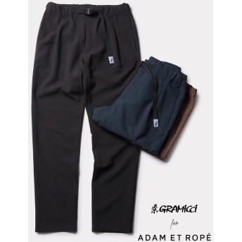 アダムエロペ 別注 TROPICAL 2WAY CRAZY PANTS メンズ チャコール(06) L 【ADAM ET ROPE'】