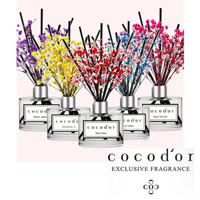 韓國 cocod or 繽紛滿天星室內擴香瓶 200ml 擴香 香氛 香味 芳香劑 室內擴香
