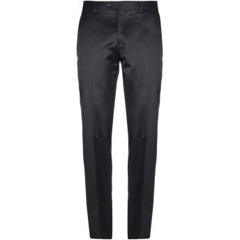 《期間限定セール開催中!》BRIAN DALES メンズ パンツ ブラック 54 ウール 75% / シルク 25%