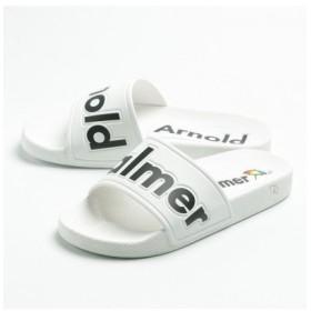 (FOOT PLACE/フットプレイス)アーノルドパーマー ArnoldPalmer メンズ シャワーサンダル AP5403/メンズ ホワイト
