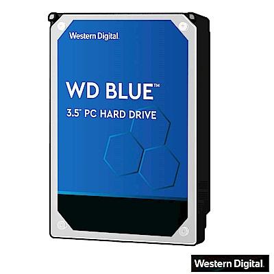 WD 藍標 2TB 3.5吋 SATA硬碟(WD20EZAZ)
