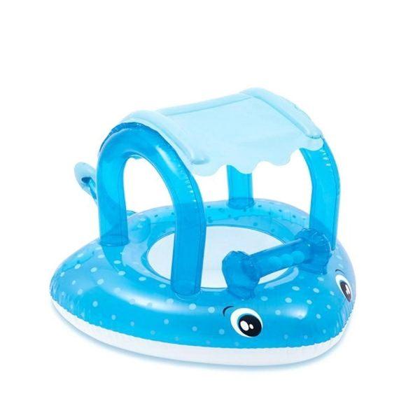 【美國 INTEX】戲水系列-可愛嬰兒漂浮船 56589
