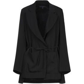 《期間限定セール開催中!》FRENCH CONNECTION レディース テーラードジャケット ブラック 6 ポリエステル 100%