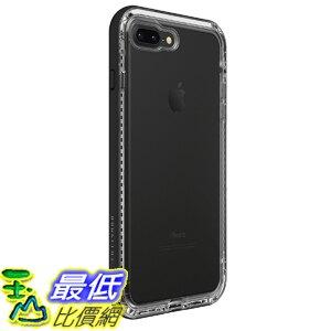 [107美國直購] LifeProof 手機套 NEXT Case for iPhone 7 Plus, iPhone 8 Plus - Black Crystal