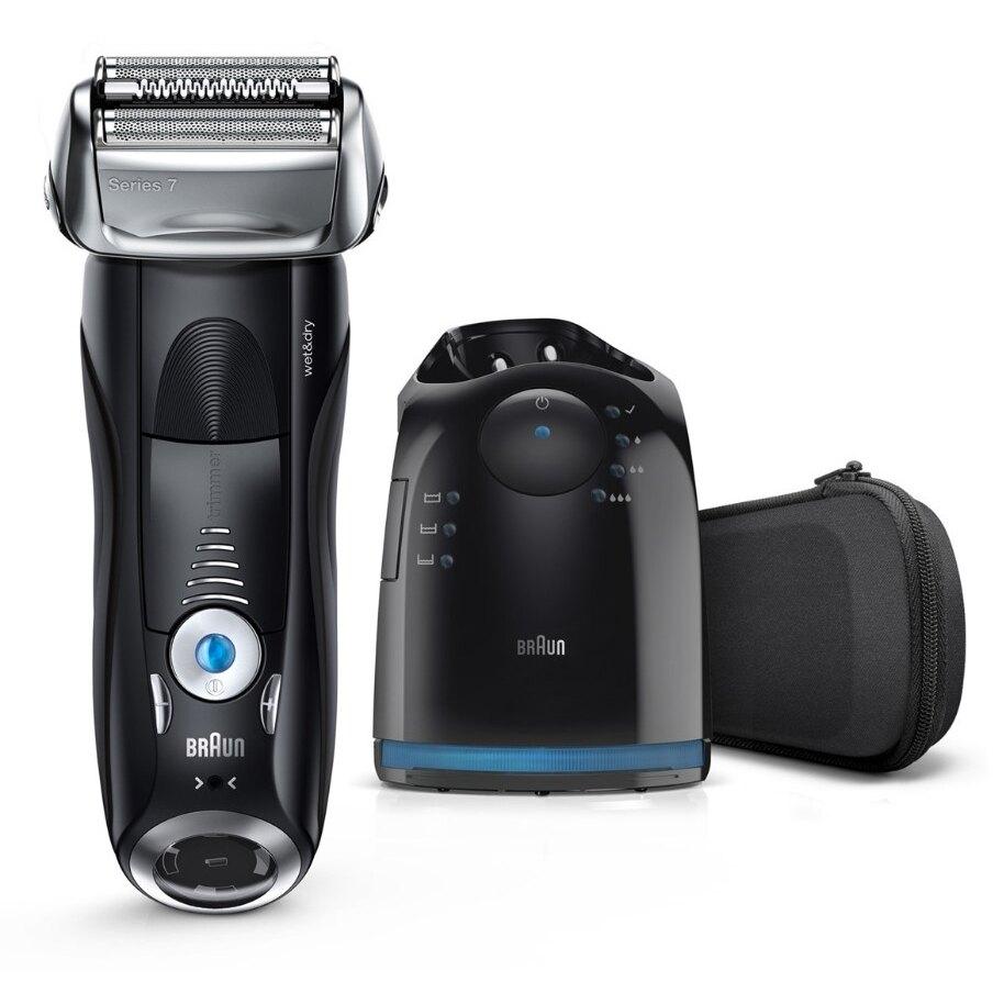 德國百靈 BRAUN 7系列智能音波極淨電動刮鬍刀 7880CC