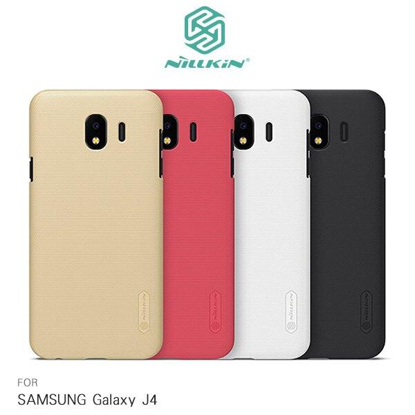 強尼拍賣~ NILLKIN SAMSUNG Galaxy J4 超級護盾保護殼 保護殼 手機殼 手機套