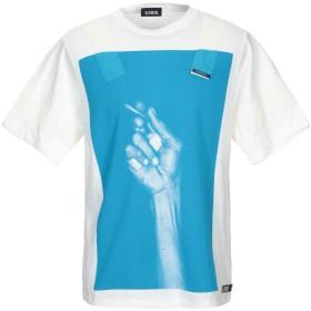 《期間限定 セール開催中》U.P.W.W. メンズ T シャツ アジュールブルー M コットン 100%