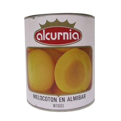 西班牙進口水蜜桃罐850g【愛買】