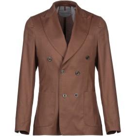 《期間限定セール開催中!》PRIMO EMPORIO メンズ テーラードジャケット キャメル 48 ウール 98% / ポリウレタン 2%