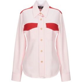 《期間限定 セール開催中》CALVIN KLEIN 205W39NYC レディース シャツ ピンク 40 バージンウール 100%