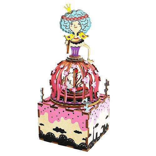 《Robotime》木製 音樂盒 AM405 公主 東喬精品百貨