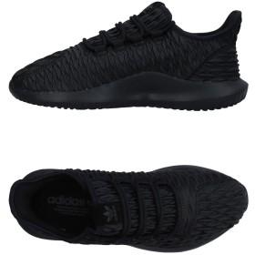 《期間限定 セール開催中》ADIDAS ORIGINALS メンズ スニーカー&テニスシューズ(ローカット) ブラック 3.5 紡績繊維