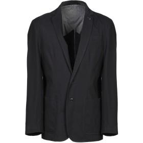 《期間限定セール開催中!》LIU JO MAN メンズ テーラードジャケット ダークブルー 52 コットン 97% / ポリウレタン 3%