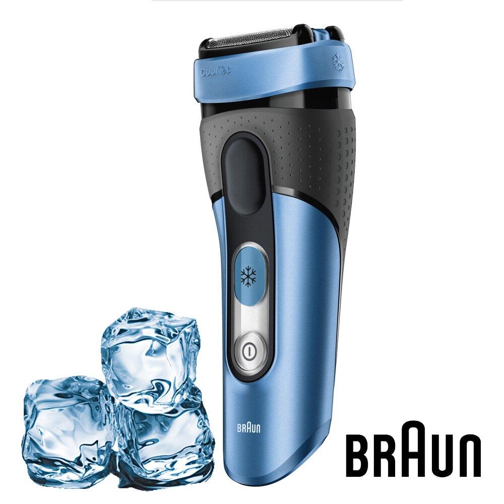 德國百靈 BRAUN CoolTec系列 冰感科技電鬍刀 CT4S