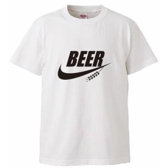 BEER Tシャツ WHT