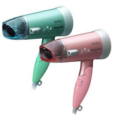 Panasonic  國際牌   雙負離子吹風機 超靜音 三段溫控 可折疊式 EH-NE41-A (綠色)
