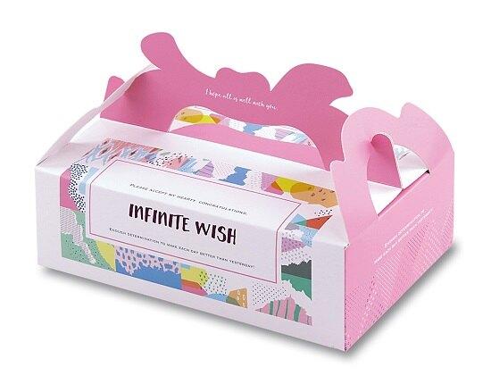 【基本價】無限希望 /(餐盒式) 手提6入盒/ 特小 / 100個
