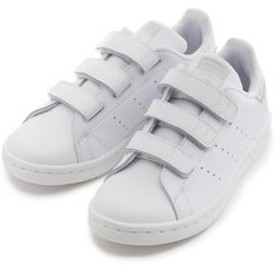 【ABC-MART:シューズ】EE8484 17-21STAN SMITH CF C WHT/WHT 594919-0001