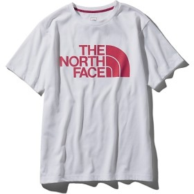 S/S Simple Logo Tee THE NORTH FACE (ノースフェイス) NT31956 TR RED