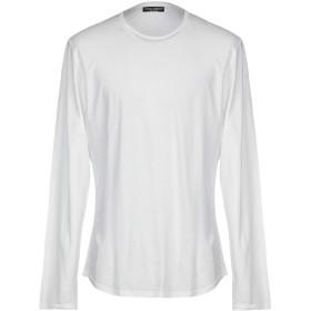 《期間限定セール開催中!》DOLCE & GABBANA メンズ T シャツ ホワイト 58 コットン 100%