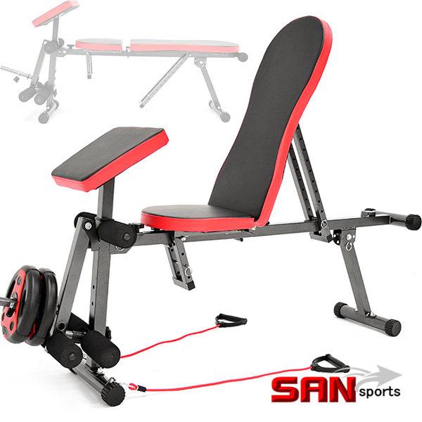 折疊小飛鳥凳臥推椅(附拉繩)牧師椅.仰臥板健腹機健腹器舉重量訓練機運動健身器材推薦哪裡買ptt
