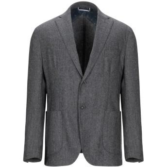 《期間限定セール開催中!》JERRY KEY メンズ テーラードジャケット 鉛色 46 バージンウール 75% / ナイロン 25%