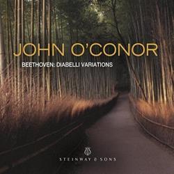 貝多芬:狄亞貝里主題變奏曲/約翰‧歐克諾