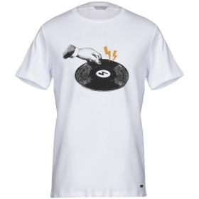 《セール開催中》SSEINSE メンズ T シャツ ホワイト XXL コットン 100%