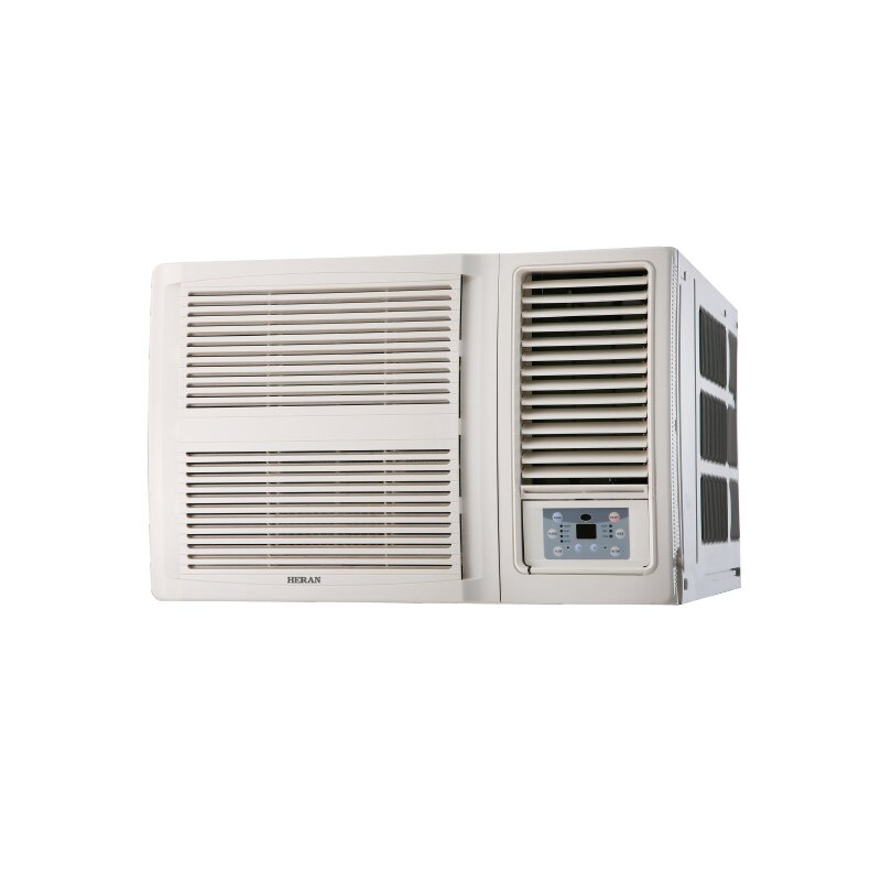 HERAN 禾聯 R32A  窗型變頻單冷空調  藍波防鏽  HW-GL28C