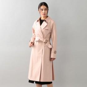 SALE【サンヨーコート ウィメン(SANYOCOAT WOMEN)】 <Spring Coat>ベンタイル比翼トレンチコート <Spring Coat>ベンタイル比翼トレンチコート ピンク