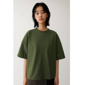【MOUSSY:トップス】OVER SILHOUETTE Tシャツ