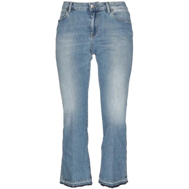 《セール開催中》CIGALA'S レディース ジーンズ ブルー 29 コットン 99% / ポリウレタン 1%