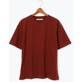 【6,000円(税込)以上のお買物で全国送料無料。】イタリア糸天竺ビッグTシャツ SS