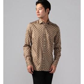 【トゥモローランド/TOMORROWLAND】 BAGUTTA BERLINO コットン セミワイドカラーシャツ