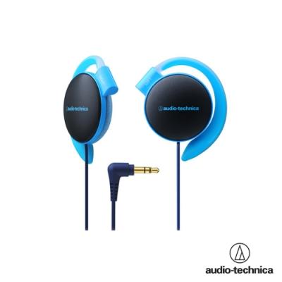 鐵三角 ATH-EQ500 輕量薄型軟質耳掛式耳機