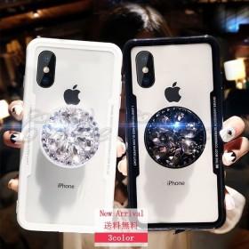 スマホケース/アイフォン/ダイヤモンド/iPhoneXケース/iPhone8/7Plus/4.7/5.5インチ/ラインストーン/携帯カバー/おしゃれ/ファッション/送料無料