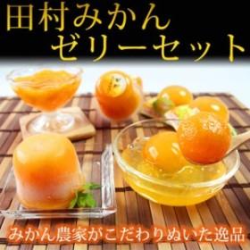 2種の田村みかんゼリーセット【魚鶴商店】◆◆