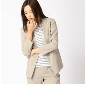 【COMME CA:スーツ・ネクタイ】ストレッチジャケット