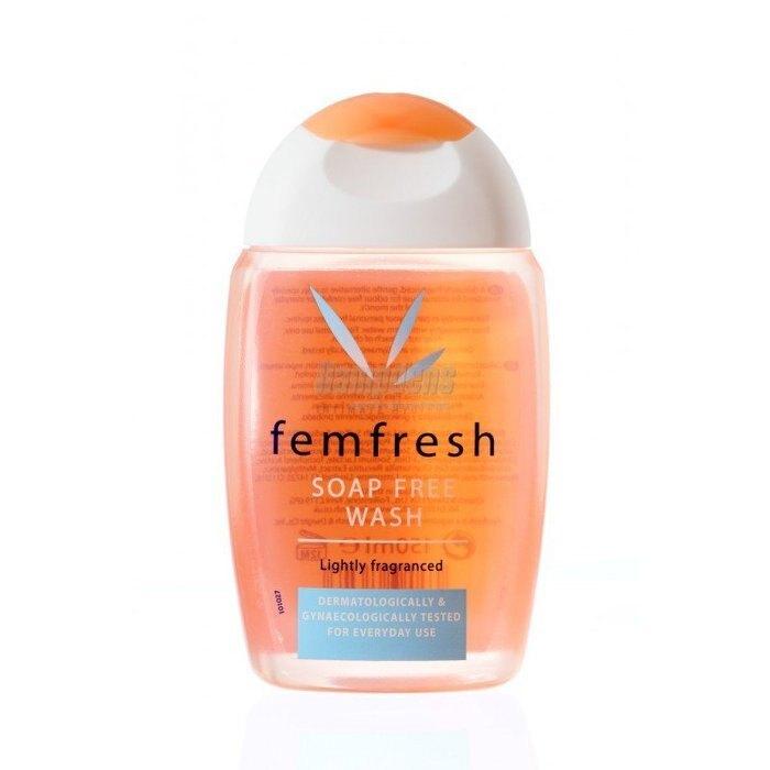 Femfresh 私密護理 潔浴露 / 沐浴乳 - 淨嫩潔浴露 旅行款 150ml 英國進口