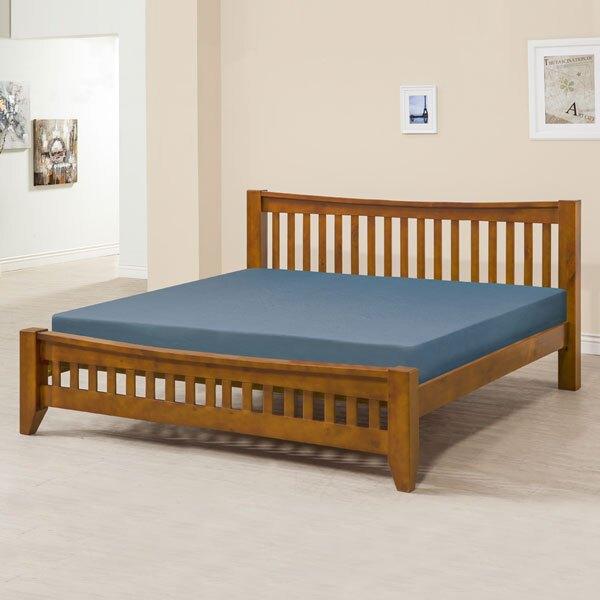 里恩床架組-雙人加大6尺(不含床墊)❘床架/床台/床組/加大床/木床架/床組/房間組/臥室【YoStyle】