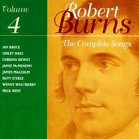 伯恩斯歌曲全集第四集 The Complete Songs Of Robert Burns Volume 4 (CD)【LINN】