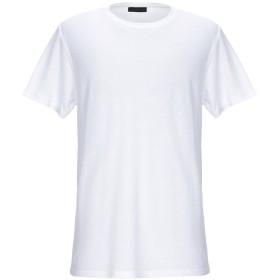 《期間限定セール開催中!》ANN DEMEULEMEESTER メンズ T シャツ ホワイト S コットン 100%